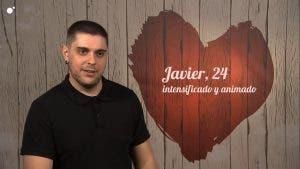 First Dates Javier