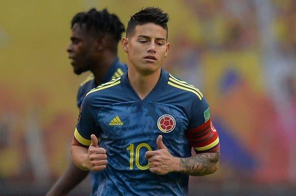 Atlético James
