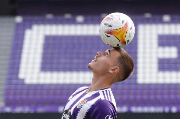 Hugo Vallejo lesión