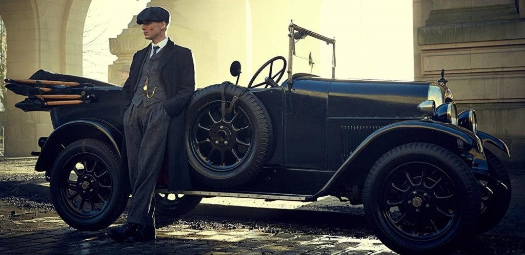 El coche de Peaky Blinders