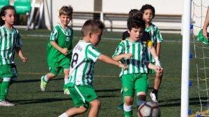 fútbol base Betis