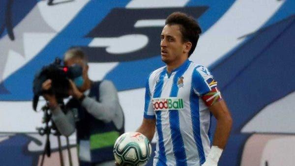 Real Sociedad Oyarzabal
