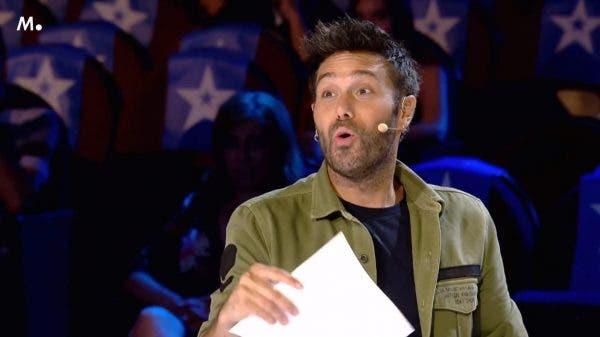 Dani Martínez Got Talent