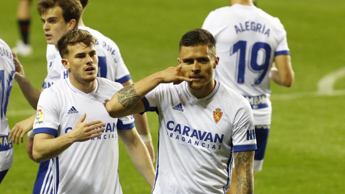 Zaragoza delantero