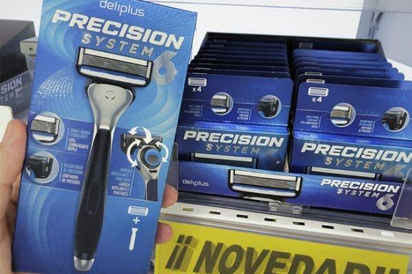 Maquinilla de afeitar Mercadona