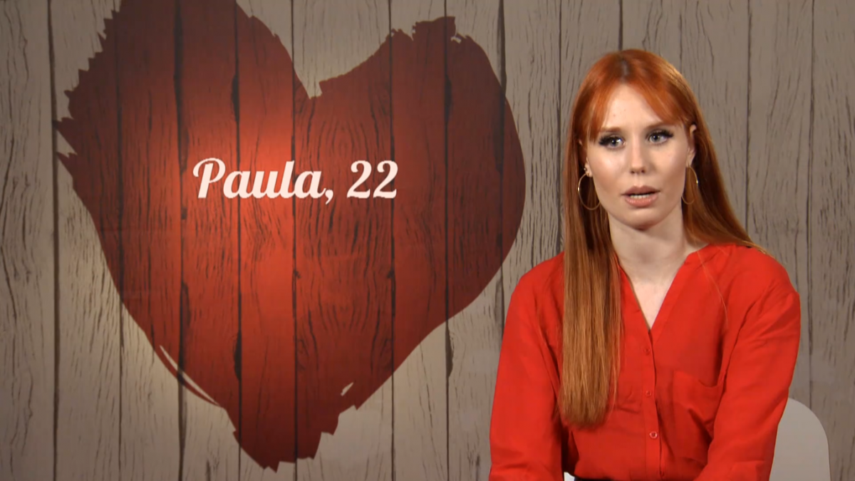 Paula Mario first dates