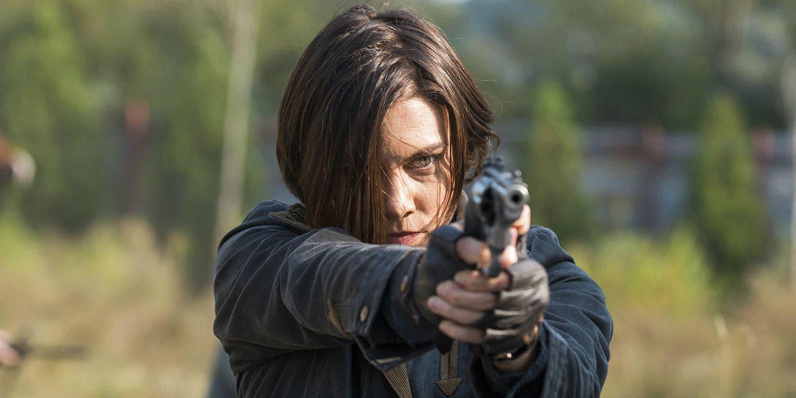Maggie Walking Dead
