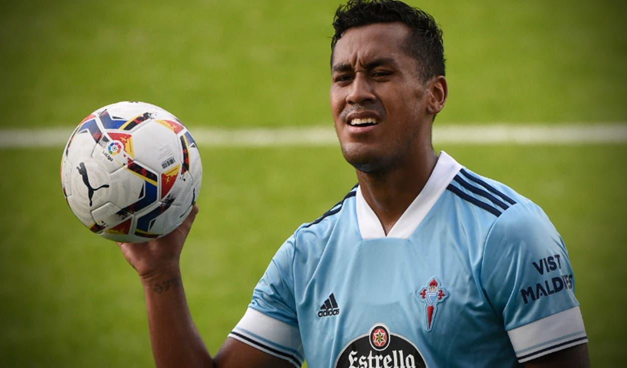 Renato Tapia lesión