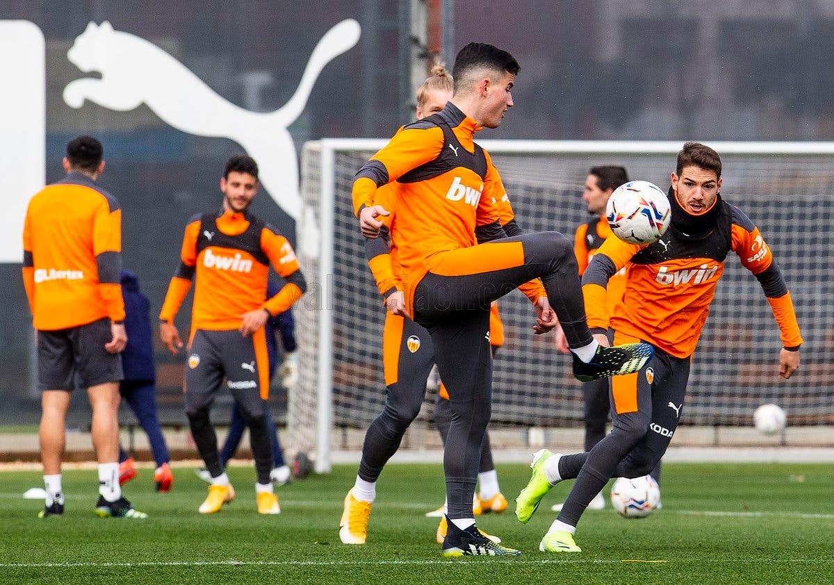 Valencia jugadores clave
