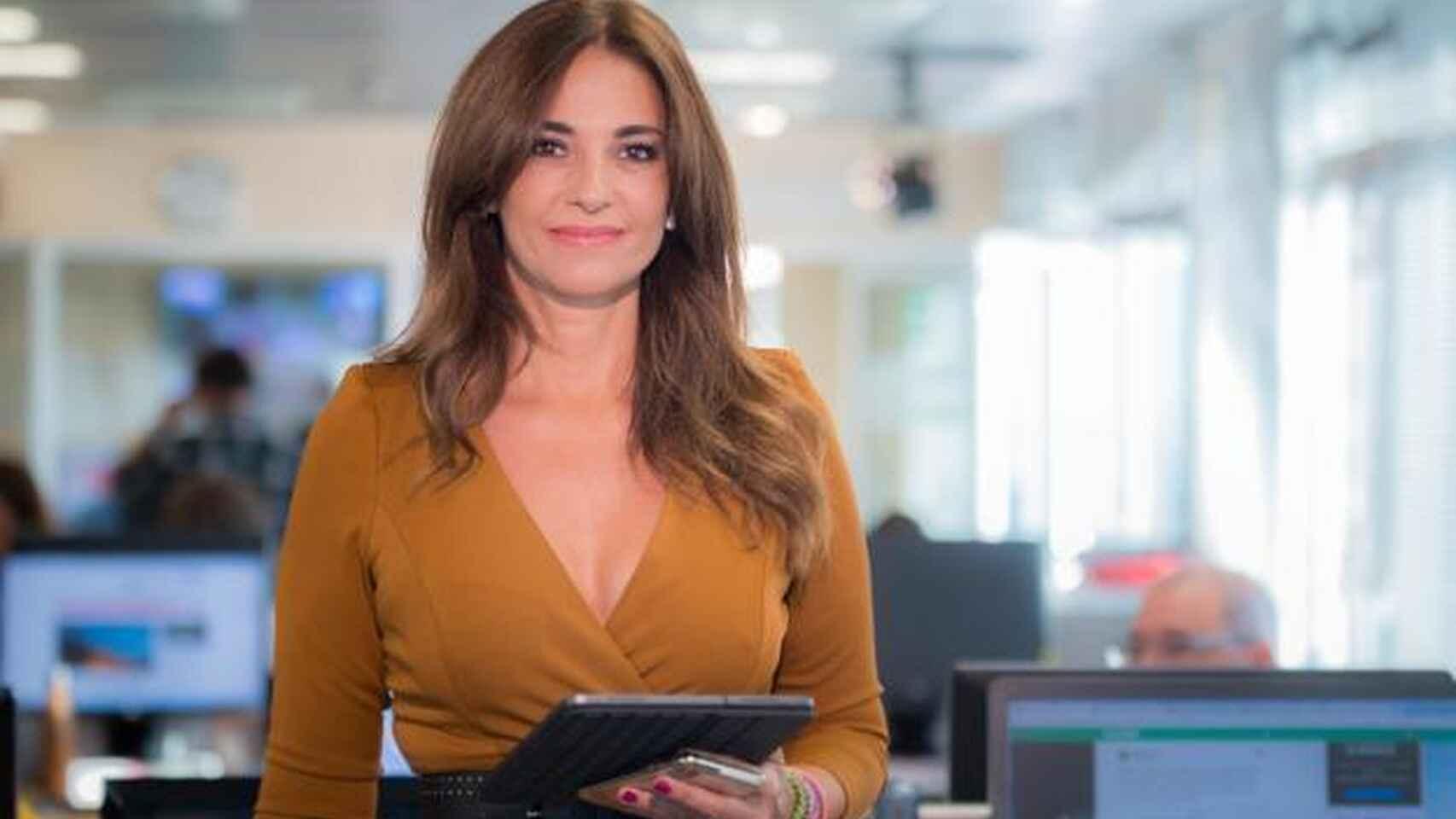 La bella Mariló Montero