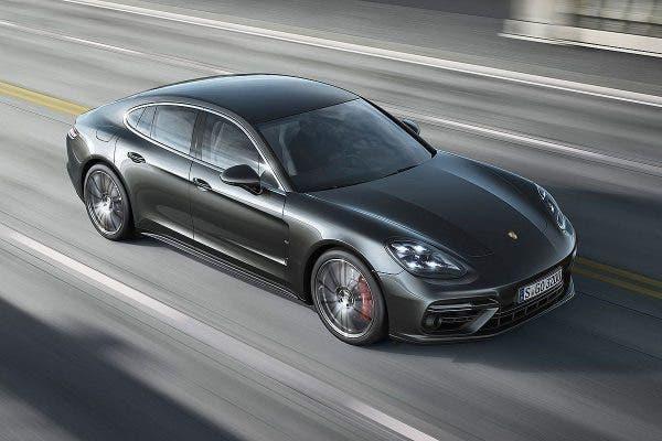 El nuevo Porsche Panamera 2022