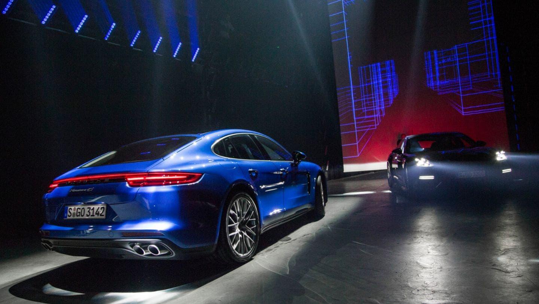 Porsche prepara el nuevo Panamera