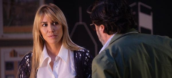 Rubén confronta a Martina