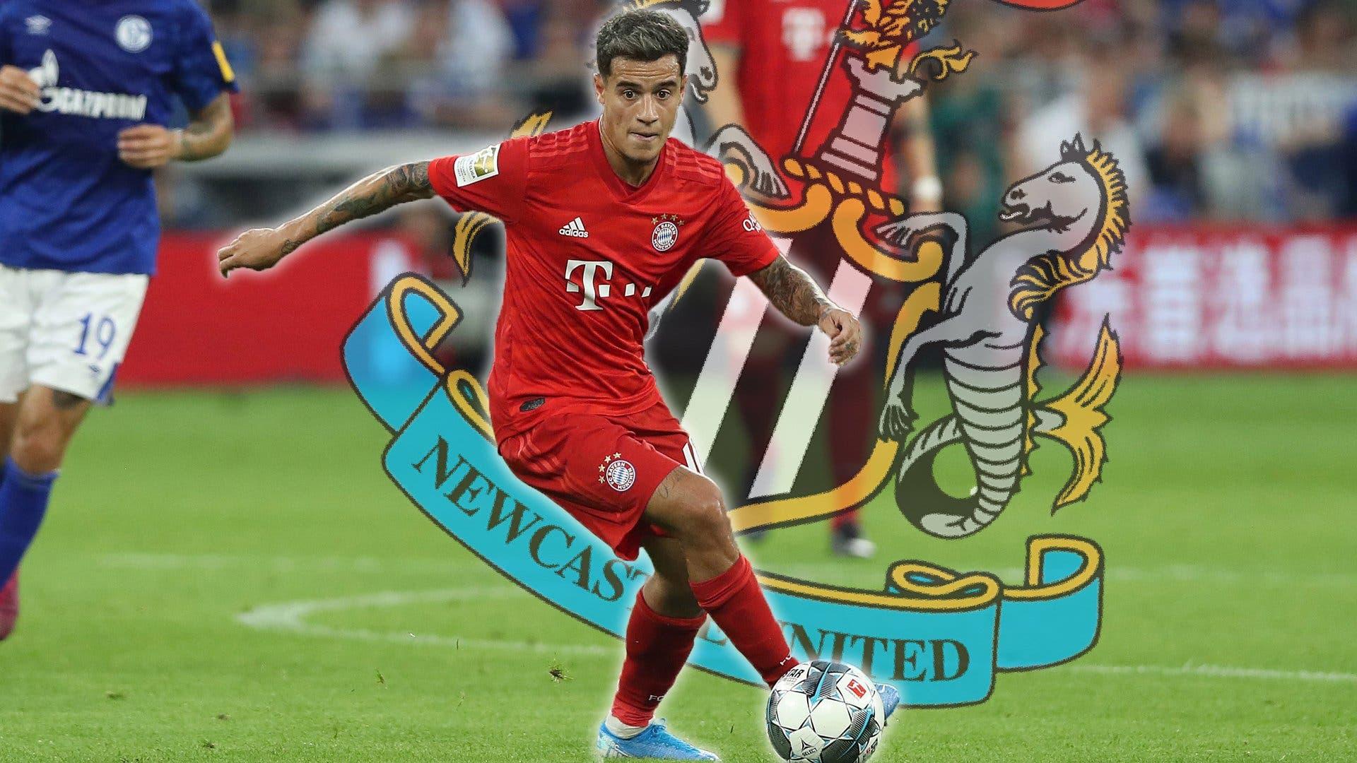 Newcastle Coutinho