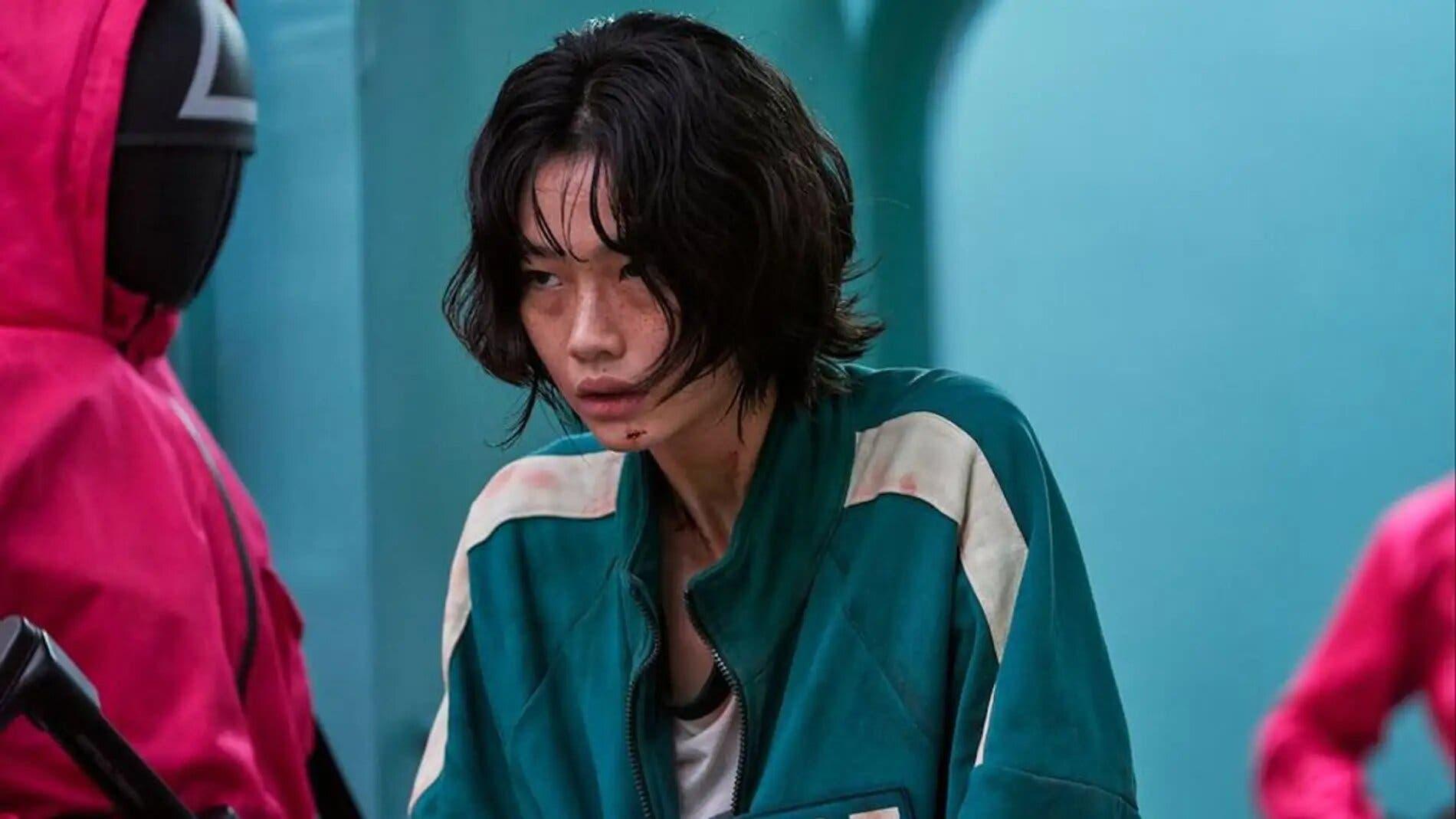 Juego Calamar HoYeon Jung