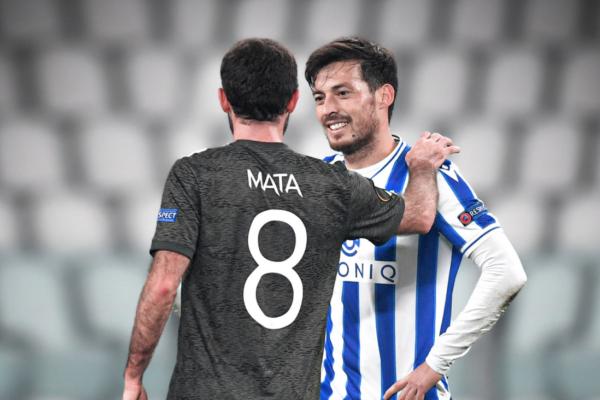 Real Sociedad Mata