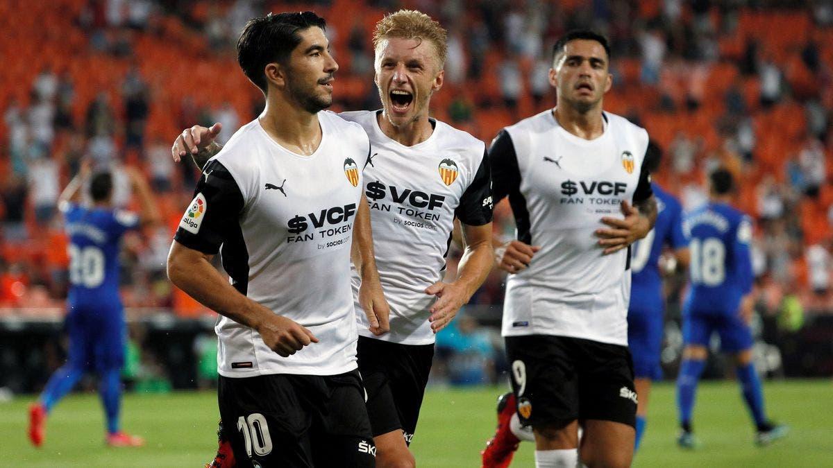 Valencia fichajes