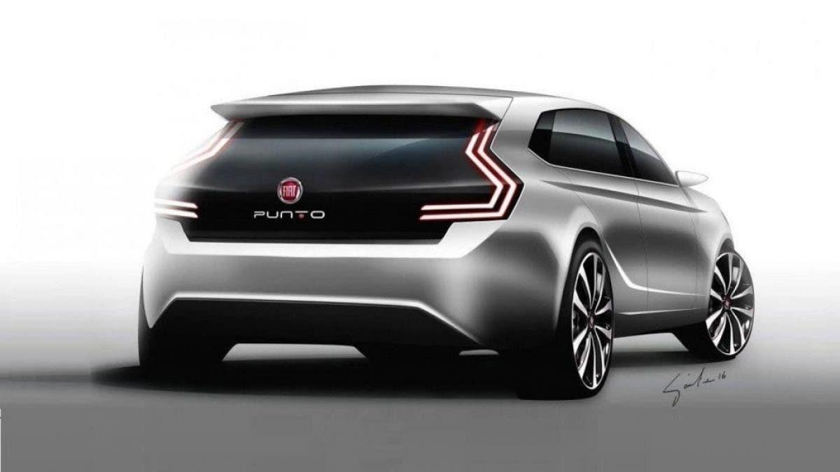 2020 Fiat Punto Interior