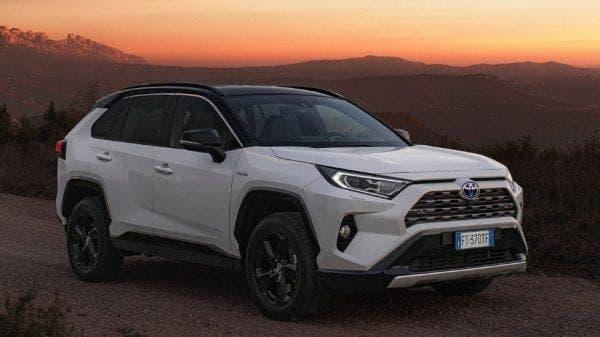 Toyota rav 2020