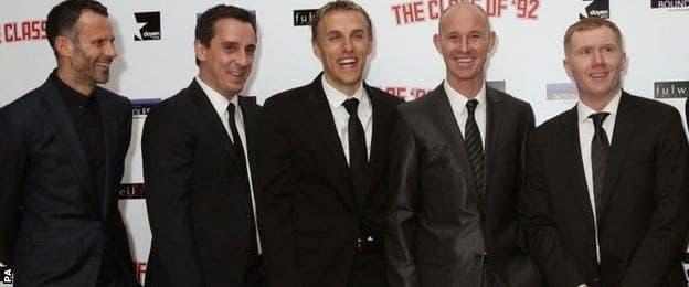 Los ex del Manchester United han comprado el Salford City