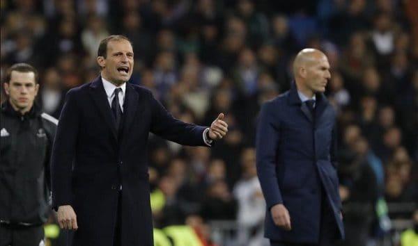 Allegri al Madrid