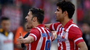 Costa apunta a titular en detrimento del máximo goleador de España, David Villa. Foto: Agencias.
