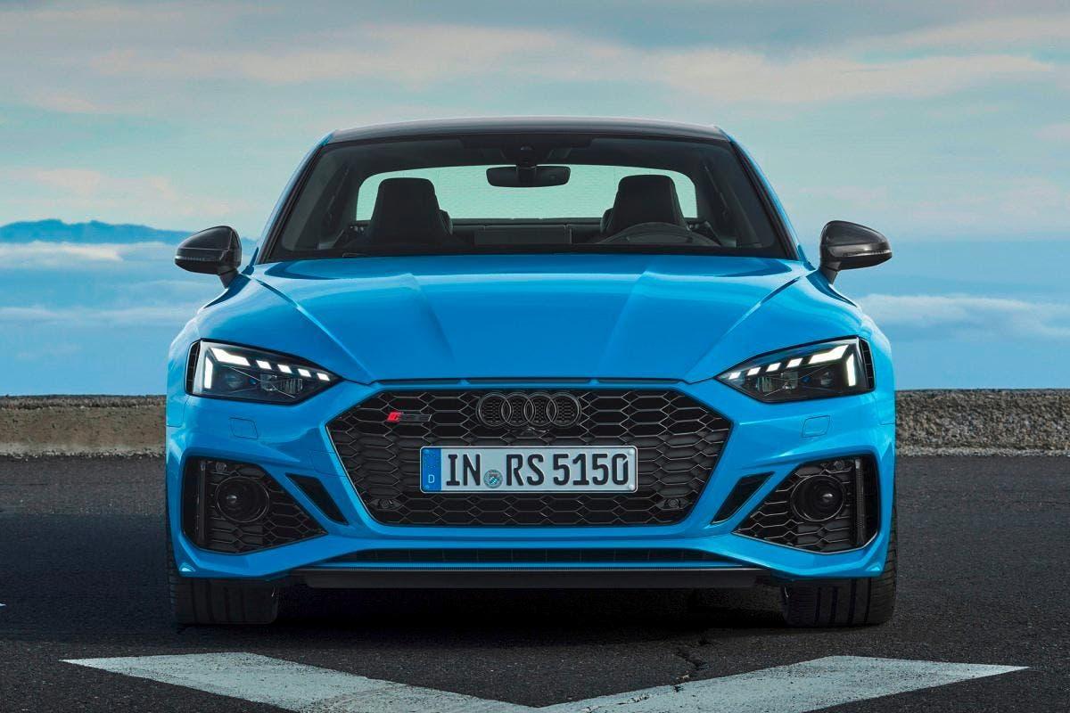 Deportividad y comodidad en nuevo Audi RS5 2021 (novedades)