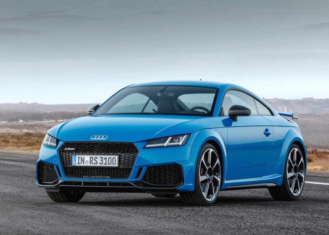 2021 Audi Tt Rs Concept and Review