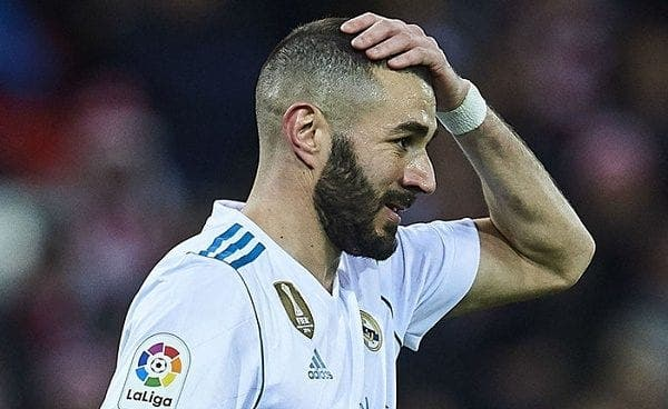 Benzema fuera del Madrid