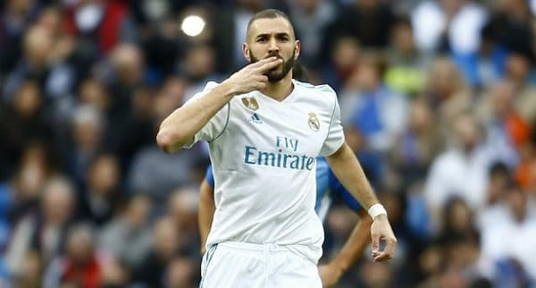 Benzema salida del Real Madrid