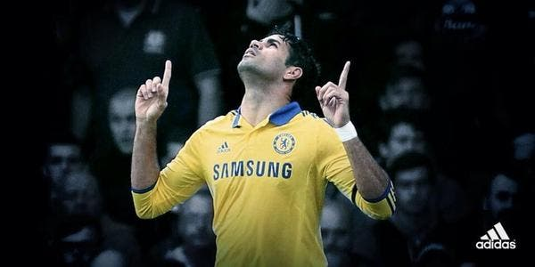 Primer Doblete de Costa con el Chelsea. Agencia