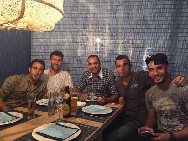 Los jugadores del Levante UD no se percataron del paquete de tabaco