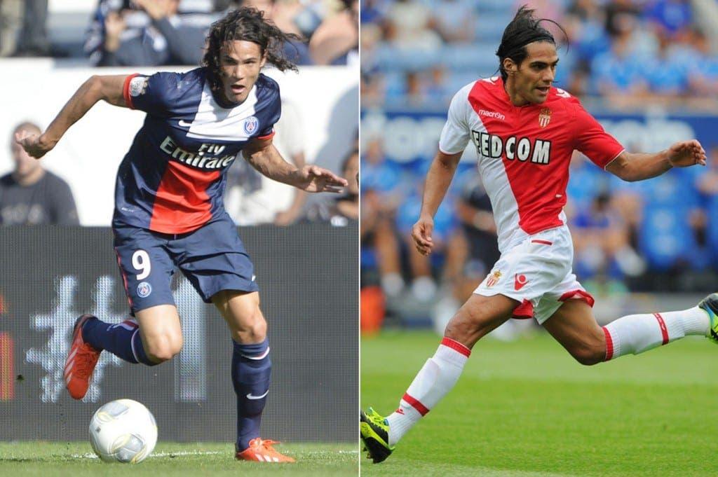 Cavani y Falcao son los dos prioritarios de Wenger.