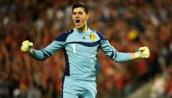 Courtois al Real Madrid