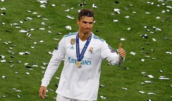 Cristiano Ronaldo fuera de Madrid