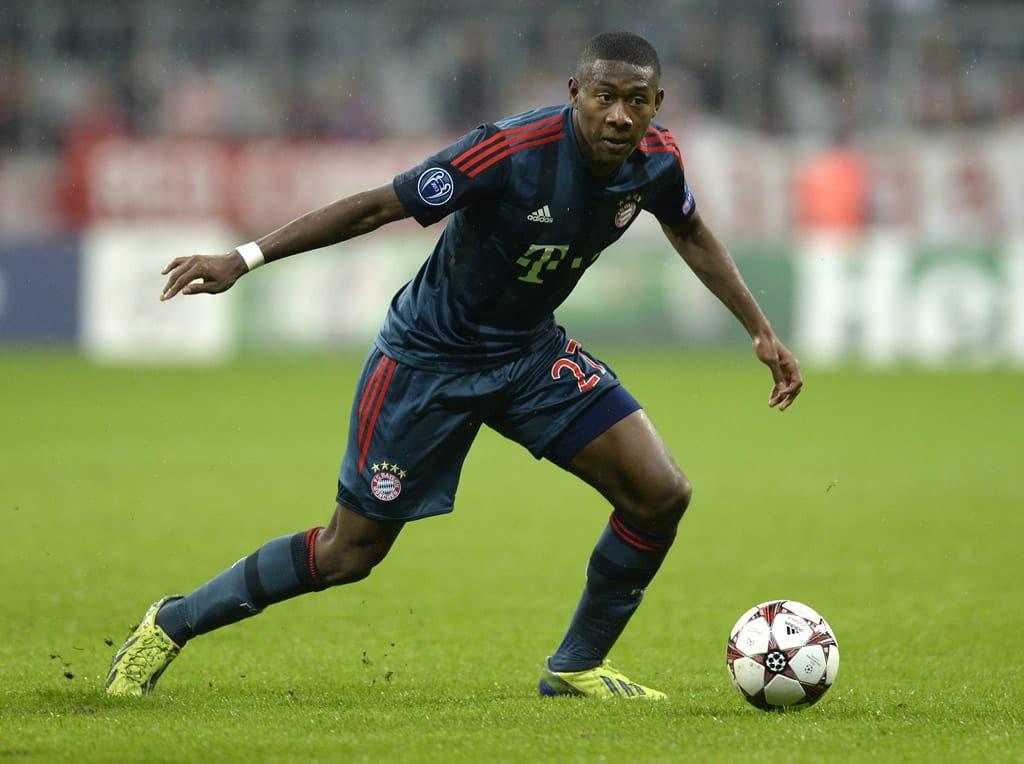 David Alaba - Bayern de Múnich