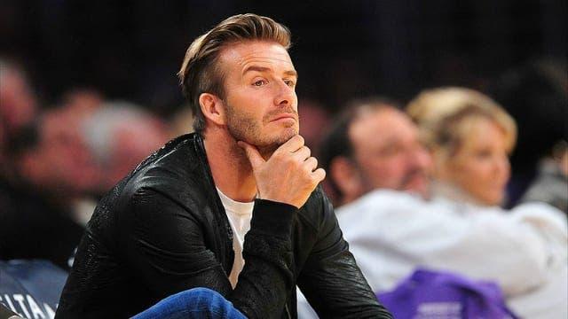 "David Beckham dice a Escocia que vote ""NO"" en el Referéndum"