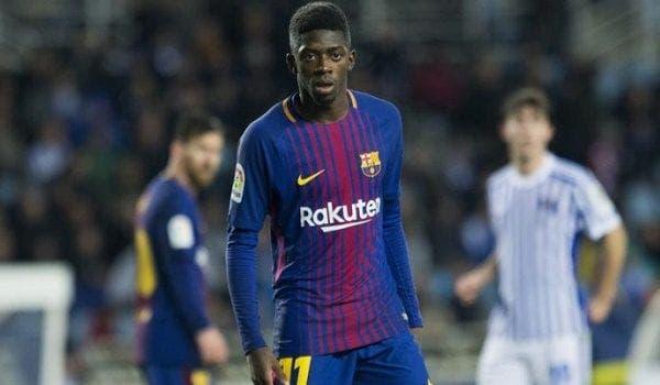 Dembélé trava para fichar nuevos jugadores en el Barca