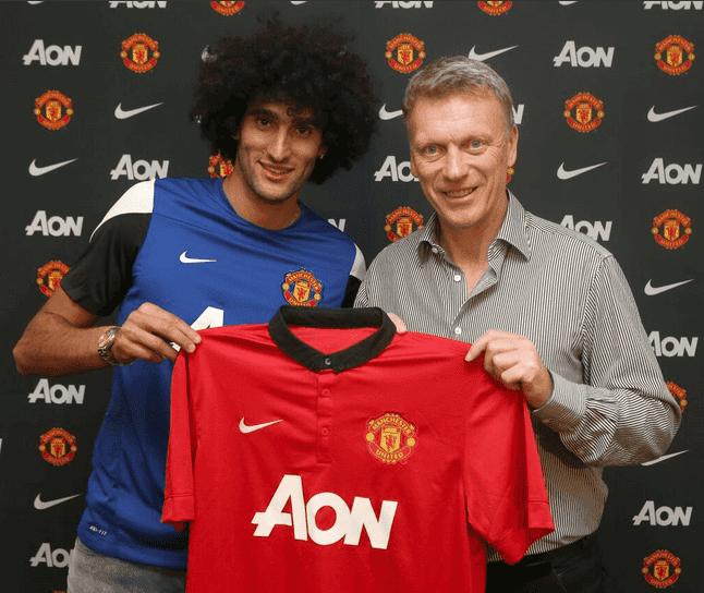 """El """"niño mimado"""" de David Moyes en el United da la cara por su ex entrenador"""