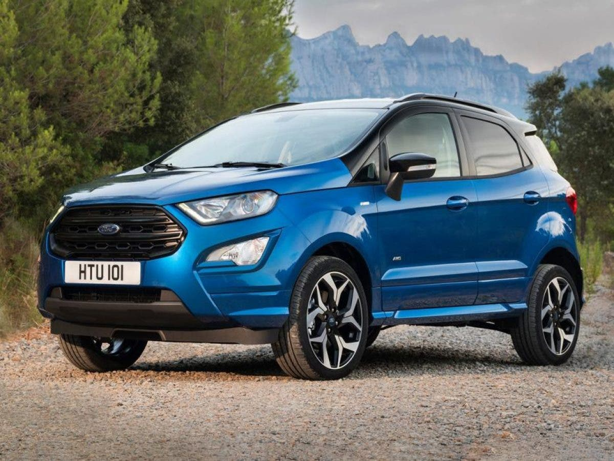 2021 Ford Ecosport Price, Design and Review