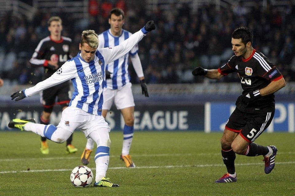 Griezmann - Real Sociedad