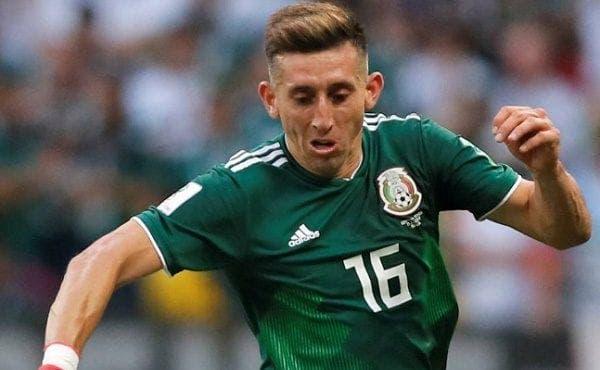 Héctor Herrera al betis