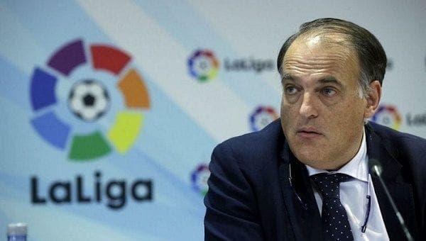 Javier Tebas situación Málaga CF