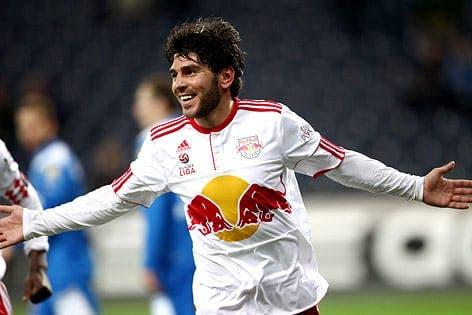 Jonathan Soriano - Red Bull Salzburg