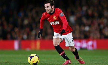 Juan Mata - Manchester United