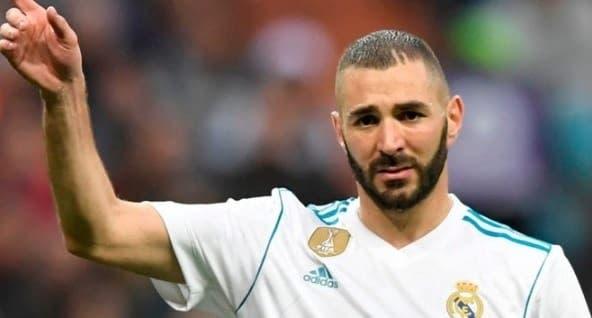 Karim Benzema fuera del Real Madrid