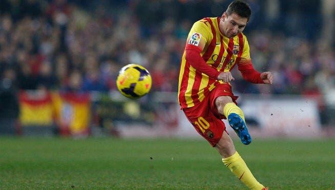 Leo Messi - FC Barcelona