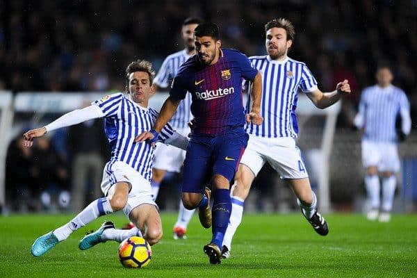 e313f25ba FC Barcelona | Suárez afectado por cláusula secreta en fichaje de De ...