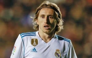 Modric salida del Madrid