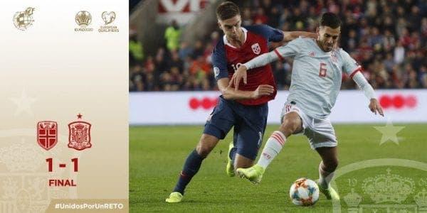 España sella su pase a la Eurocopa 2020
